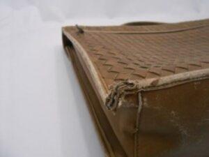 ボッテガヴェネタの鞄の補修